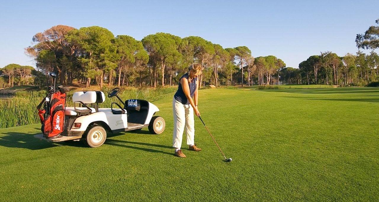 Kaya Eagles Golf Club - Golfclub in Belek