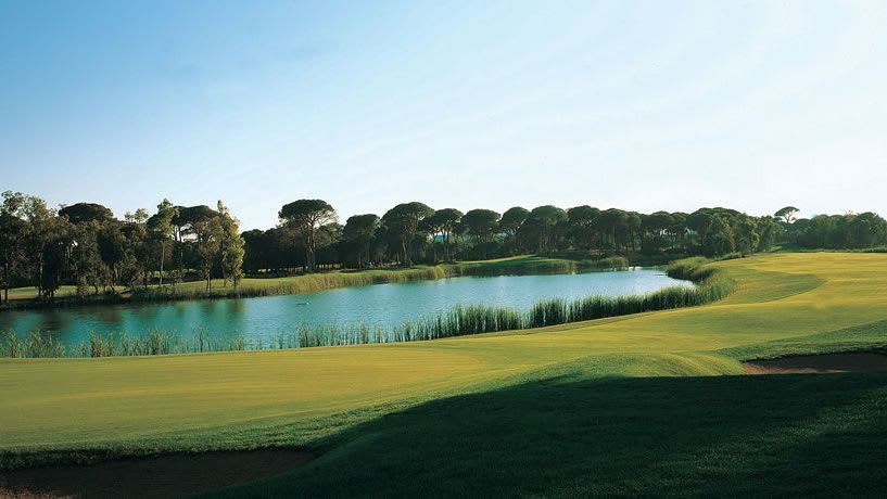 Cornelia Golf Club - Golfclub in Belek