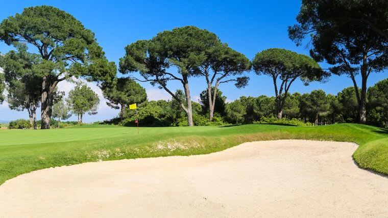 Robinson Club Nobilis - Golfclub in Belek Mahallesi