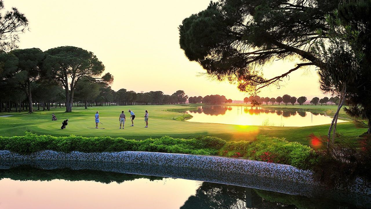 Gloria Golf Resort Belek - Golfclub in Antalya