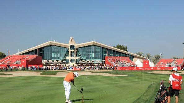 Abu Dhabi Golf Club - Golfclub in Abu Dhabi