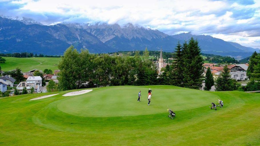 Golfclub Innsbruck-Igls, Rinn - Golfclub in Rinn