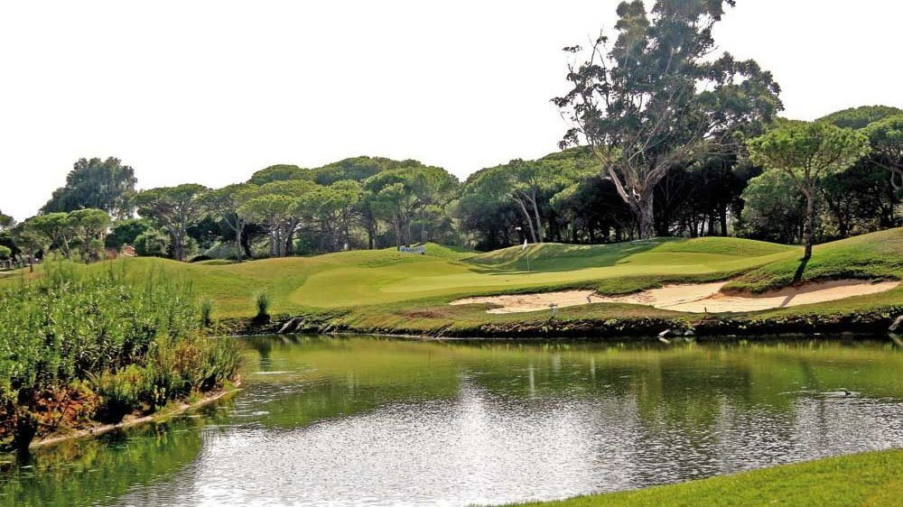 Sancti Petri Hills Golf - Golfclub in Chiclana de la Frontera