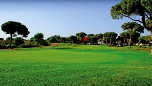 Golf Nuevo Portil - Golfclub in Nuevo Portil