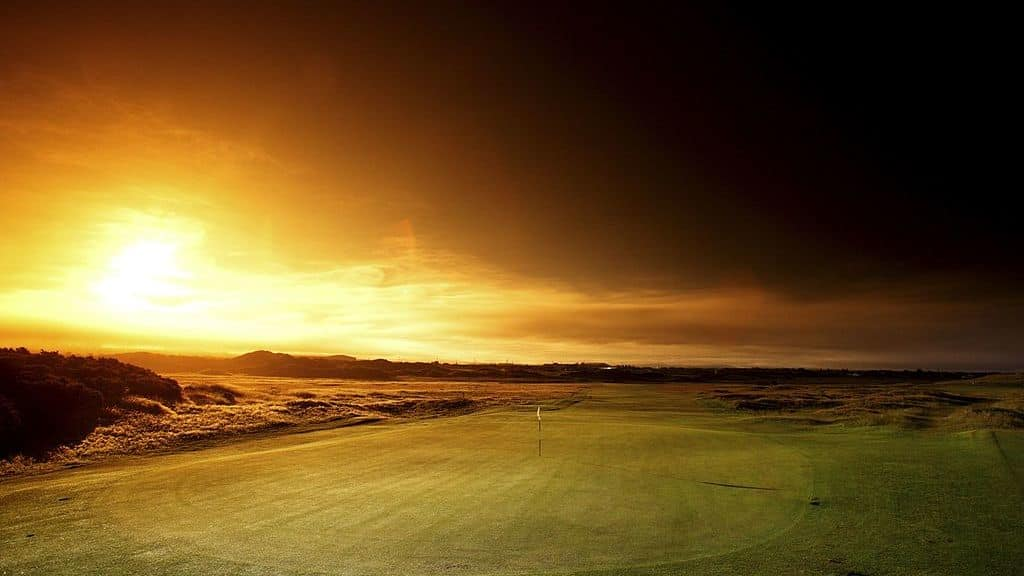 Prestwick Golf Club - Golfclub in South Ayrshire