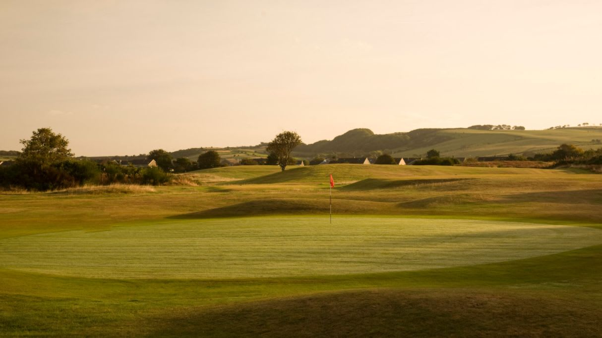 Troon Links - Darley Golf Course - Golfclub in Troon