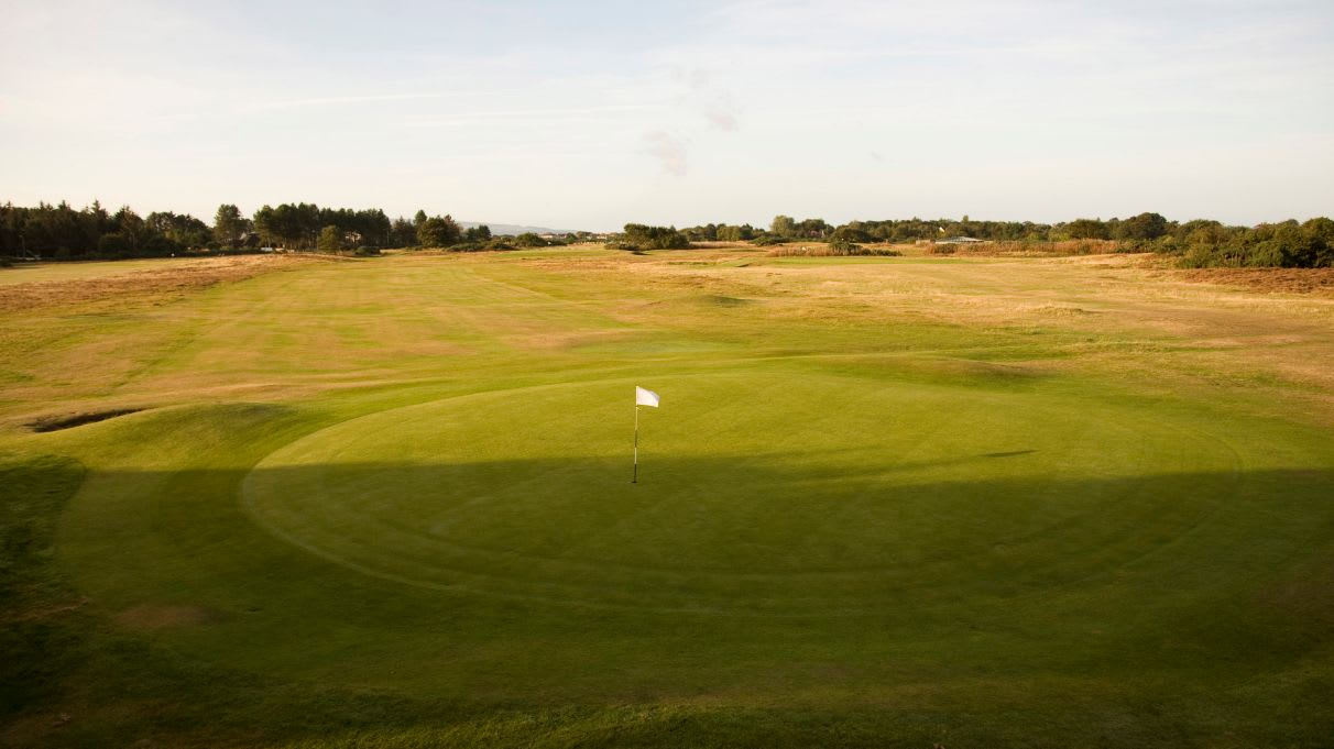 Troon Links - Fullarton Golf Course - Golfclub in Troon
