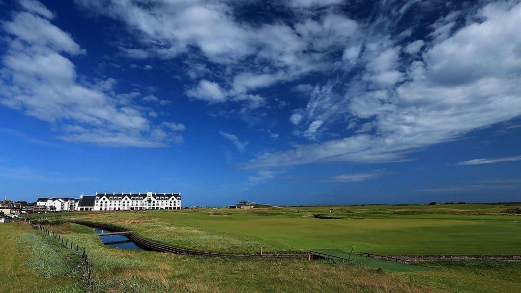 Carnoustie Golf Links - Golfclub in Carnoustie