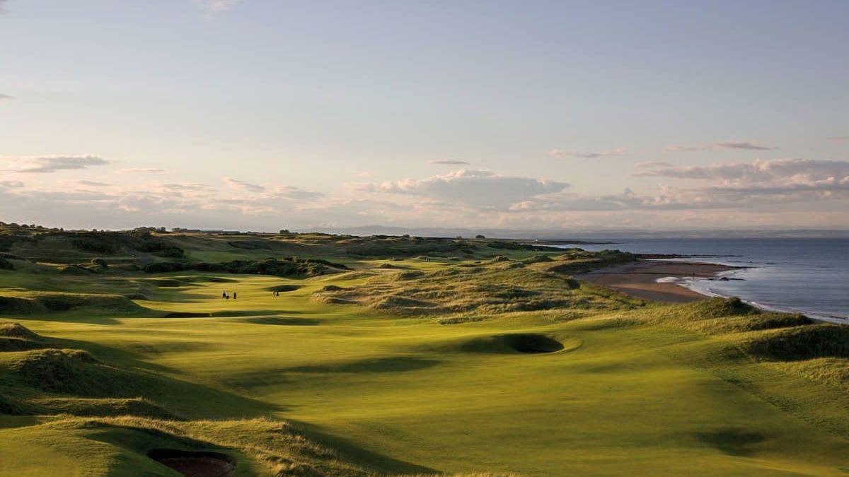 Kingsbarns Golf Links - Golfclub in Kingsbarns
