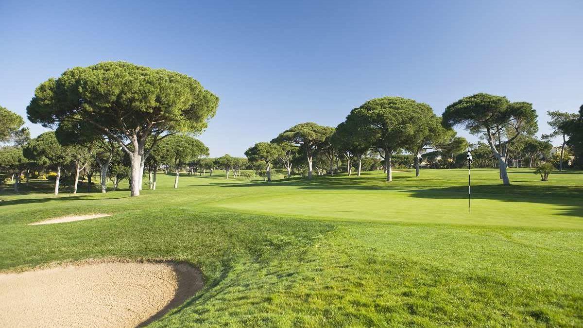 Oceânico Old Course - Golfclub in Quarteira