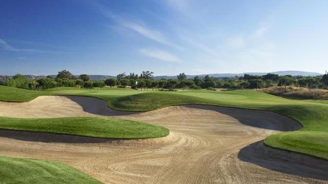 Oceânico Victoria Golf Course - Golfclub in Quarteira