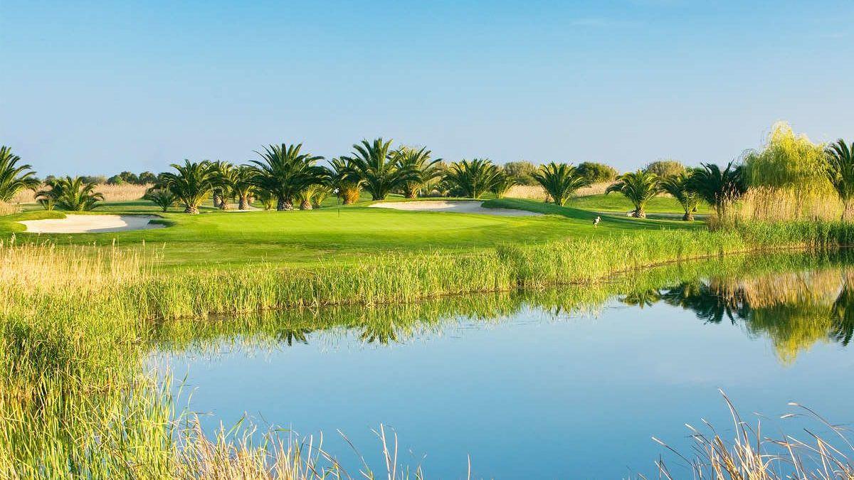 Oceânico Laguna Golf Course - Golfclub in Quarteira