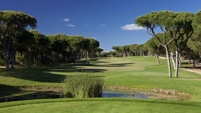 Oceânico Millennium Golf Course - Golfclub in Quarteira