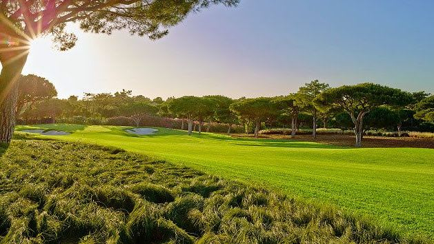 Quinta do Lago Laranjal - Golfclub in Almancil