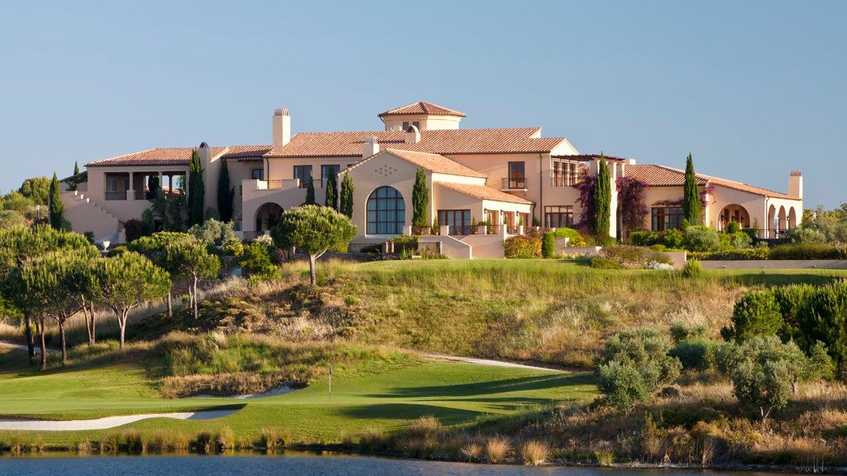 Monte Rei Golf & Country Club - Golfclub in Vila Nova de Cacela