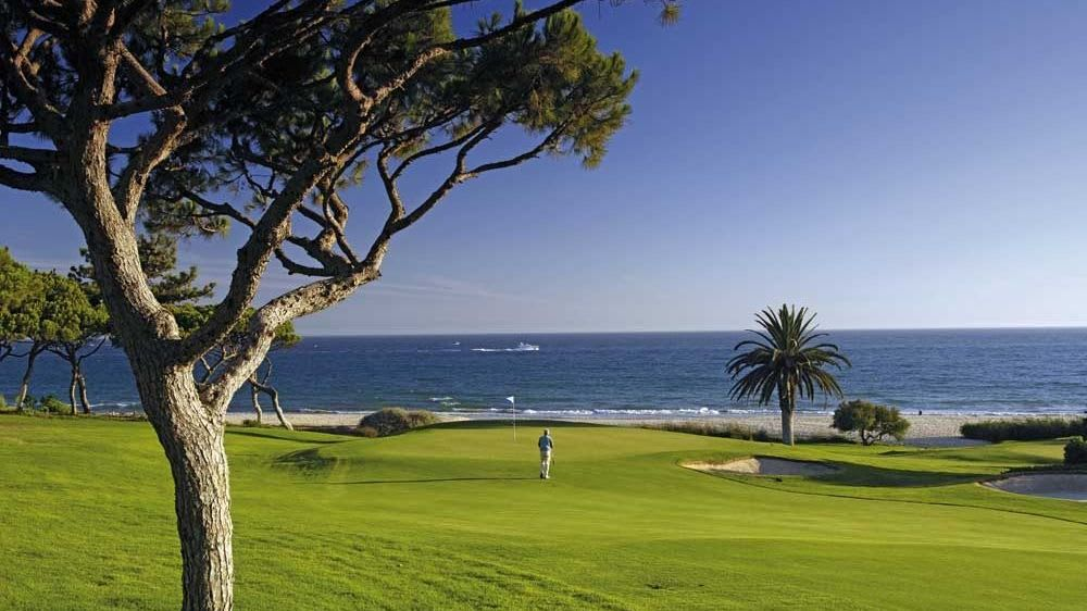 Vale do Lobo Golf - Golfclub in Almancil