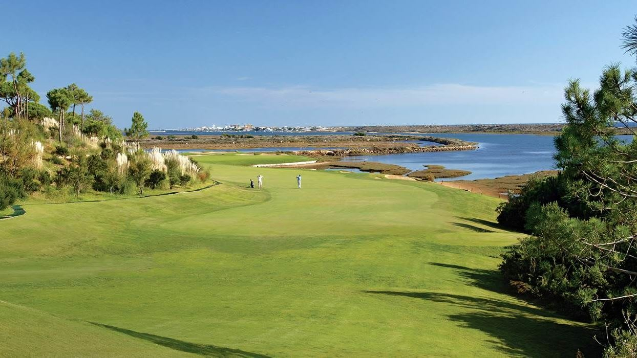 San Lorenzo Golf Course & Le Meridien Dona Filipa - Golfclub in Almancil
