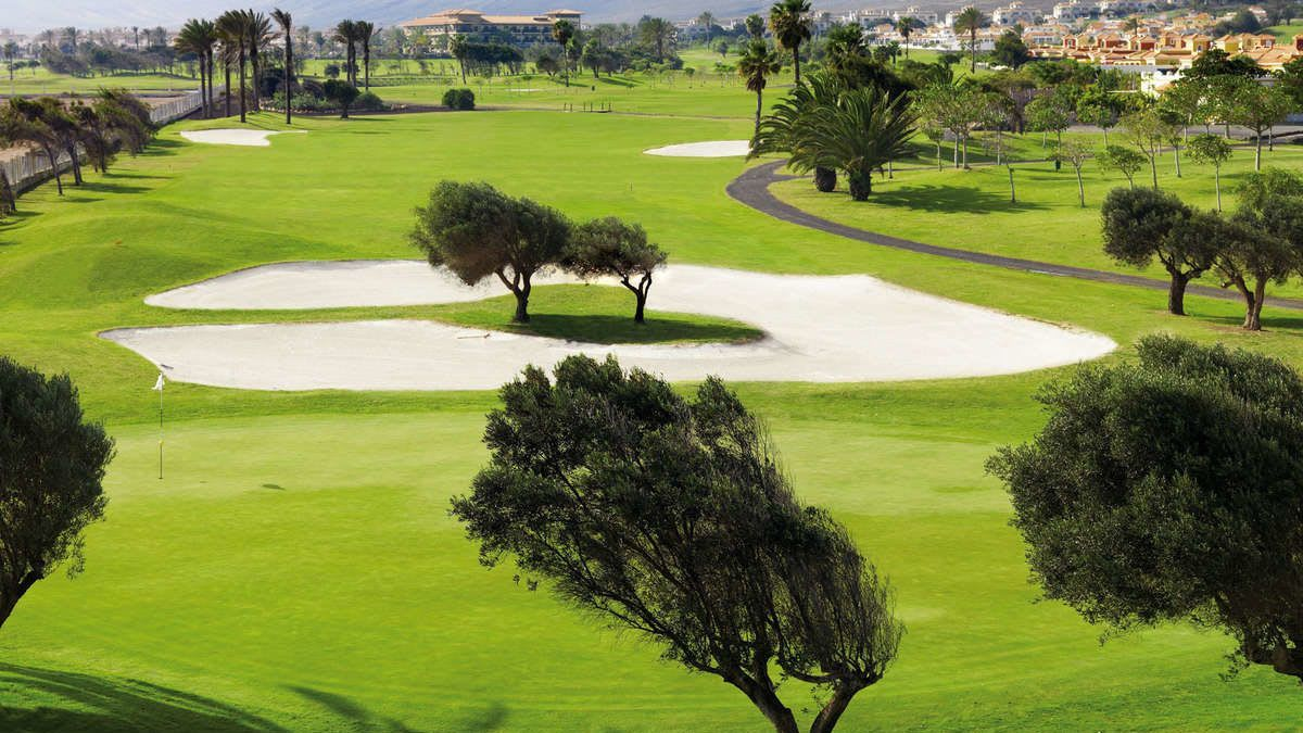 Fuerteventura Golf Club - Golfclub in Antigua, Fuerteventura