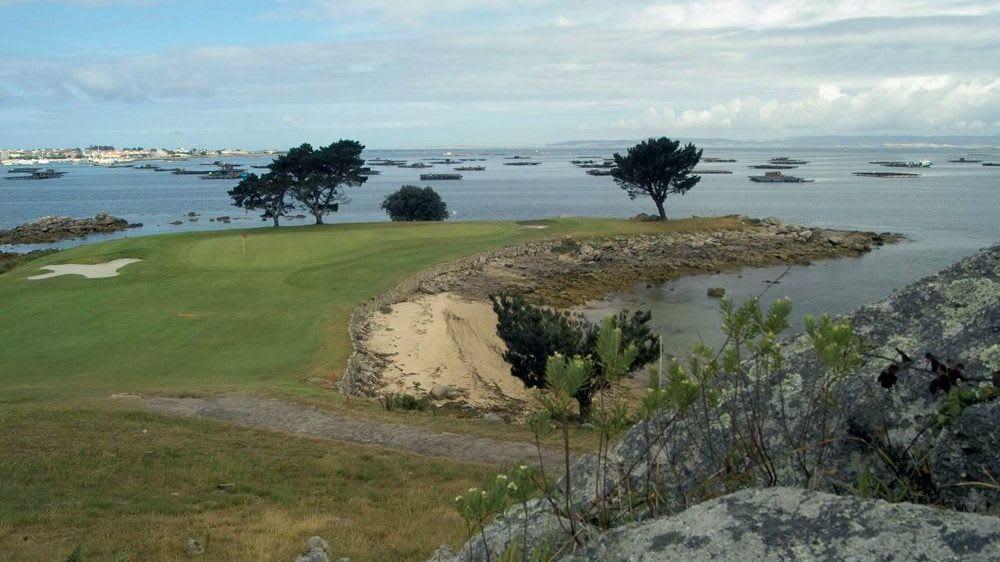 Club de Golf La Troja - Golfclub in O Grove
