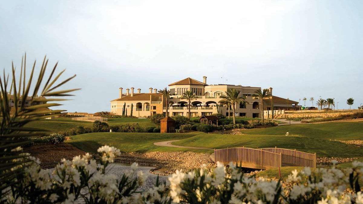 Hacienda del Álamo Golf Club - Golfclub in Fuente Alamo de Murcia, Murcia