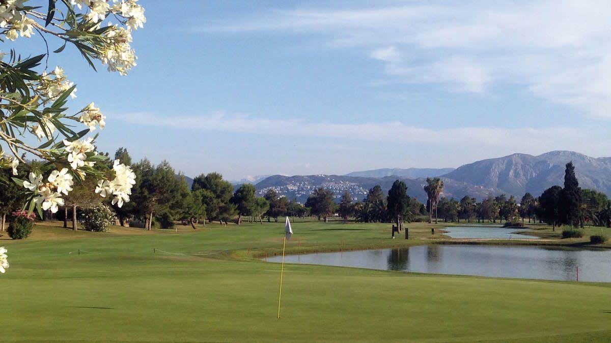 Club de Golf Oliva Nova - Golfclub in Oliva - Valencia