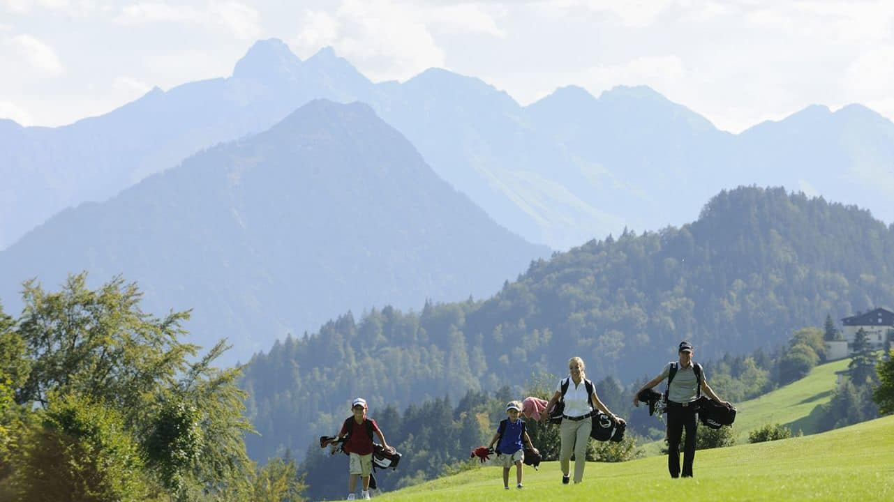 Golf Resort Sonnenalp - Oberallgäu - Golfclub in Ofterschwang