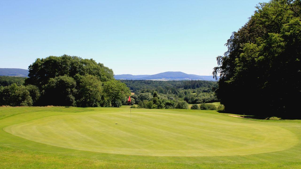 Golfanlage Gut Leimershof - Golfclub in Breitengüßbach