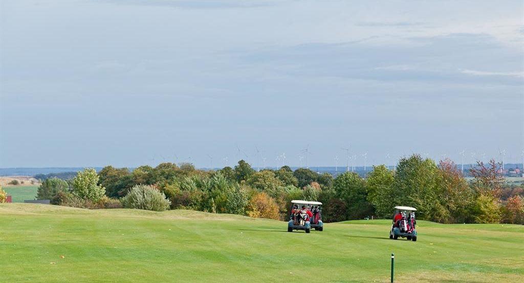 GC Schloss Meisdorf - Golfclub in Falkenstein/OT Meisdorf