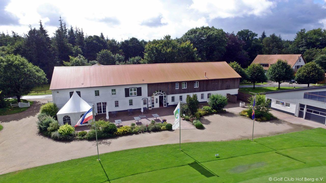 GC Hof Berg - Golfclub in Stadum