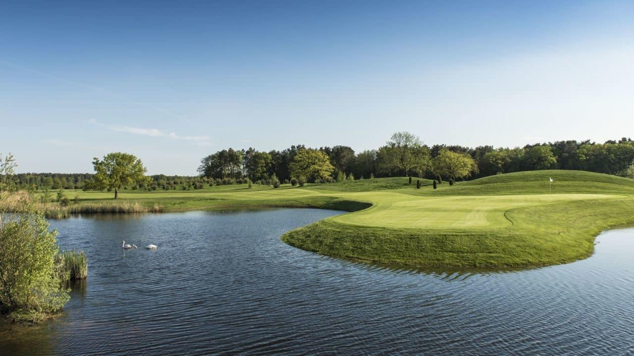 Golfanlage Green Eagle - Golfclub in Winsen/Luhe