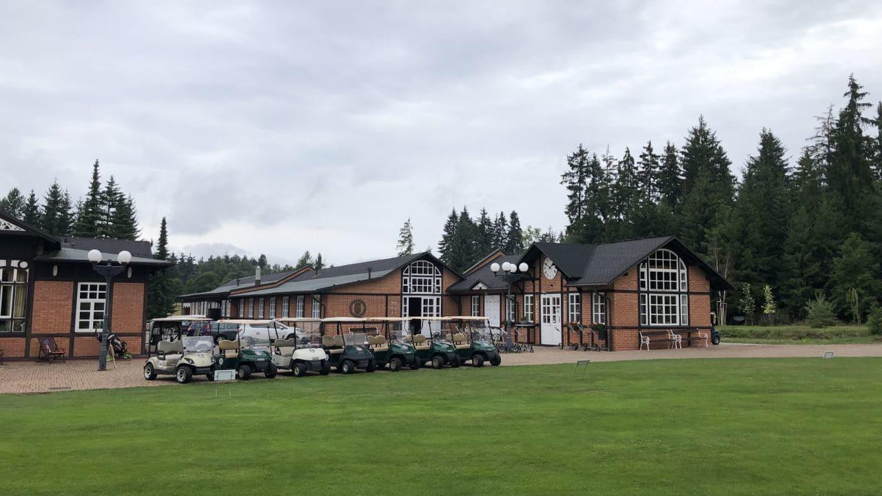 Royal Golf Club Mariánské Lázně (Marienbad) - Golfclub in
