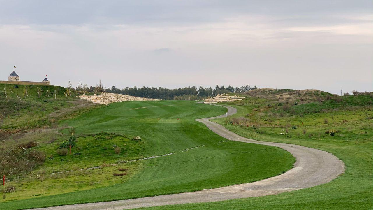 Golfpark Karlsruhe Gut Batzenhof - Golfclub in Karlsruhe-Hohenwettersbach