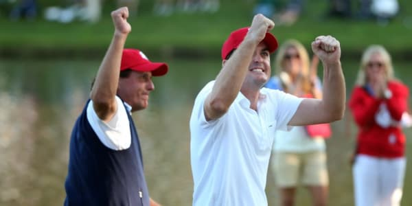 Ryder Cup - Fourballs - Freitag - Golf Post