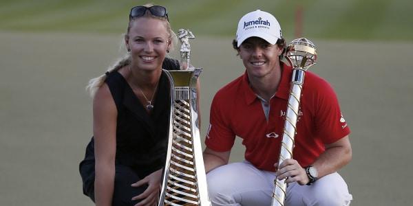 Rory McIlroy gewinnt die DP World Tour Championship.