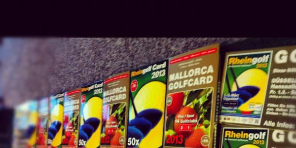 Das Angebot an Golf-Vorteilskarten ist groß. Die Rheingolf Card bietet jetzt auch Vorteile für Single Golfer (Foto: Golf Post)