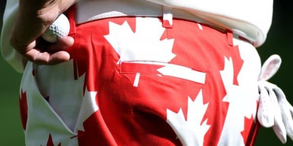 John Daly, Kanada-Hose
