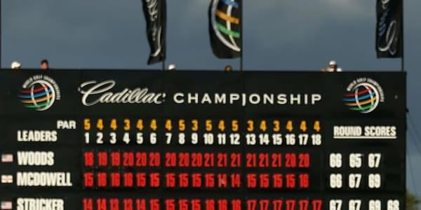 Die WGC Cadillac Championship ist das Highlight der kommenden Woche, aber auch an anderen Orten steigen interessante Turniere