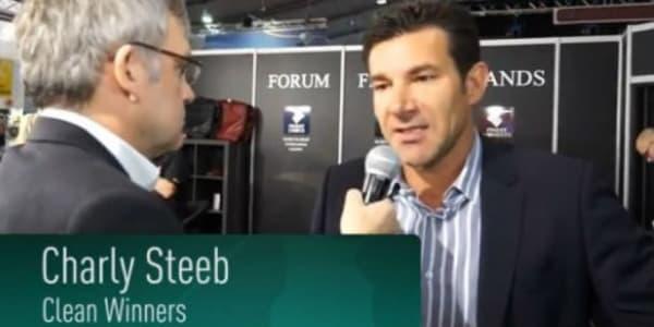Ex-Tennisprofi Charly Steeb berichtet über