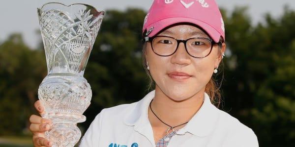 Lydia Ko sicherte sich den Sieg bei der Marathon Classic 2014.
