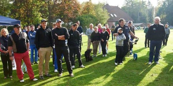 Zum Shoot Out von Tour Series trafen sich Ende September 64 Golfer und Golferinnen im GC Tietlingen.