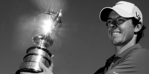 Der Sieg bei der vergangenen Australian Open war der Auftakt in eine außerordentlich erfolgreiche Saison 2013/2014 für Rory McIlroy.