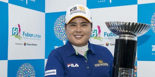 Inbee Park gewinnt die Taiwan Championship 2014