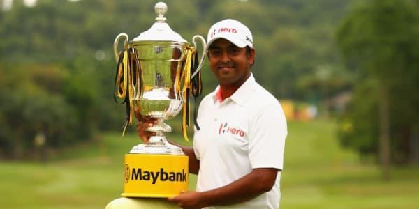 Anirban Lahiri Maybank Malaysian Open