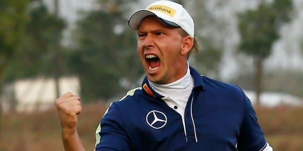 Gewinnen Sie eine 9-Loch Golfrunde mit Marcel Siem (Bild: Golf Post).