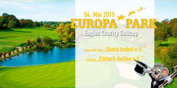 Europa-Park Eagles Charity Golfcup am 4. Mai 2015 - Seien Sie dabei! (Foto: Europa-Park)