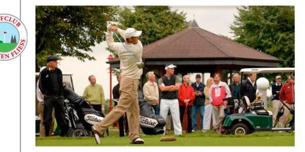 Vom 24.-26.08.2015 findet die HDI German PGA Championship, die offizielle Deutsche Meisterschaft der Profis im Golfclub am Alten Fliess statt. (Foto: Golf Post)
