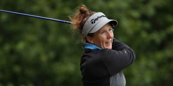 Beth Allen sichert sich bei der Ladies European Masters ihren ersten Karrieresieg. (Foto: Getty)