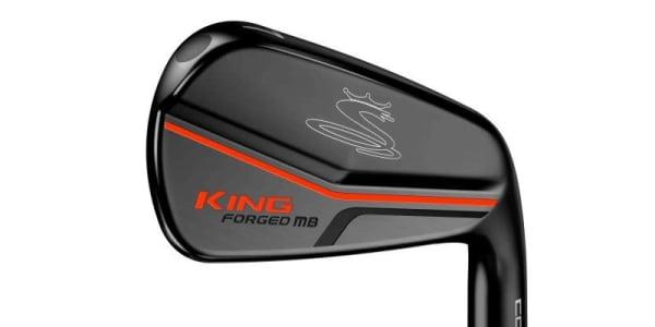 Cobra Golf bringt nach dem KING Driver auch zwei neue KING Eisensätze raus. (Foto: Cobra Golf)
