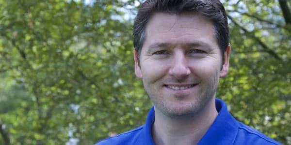 Dr. med. Christopher Weller von der Golfmedizin Stuttgart ist der Arzt des Solheim Cup 2015. (Foto: Golf Post)
