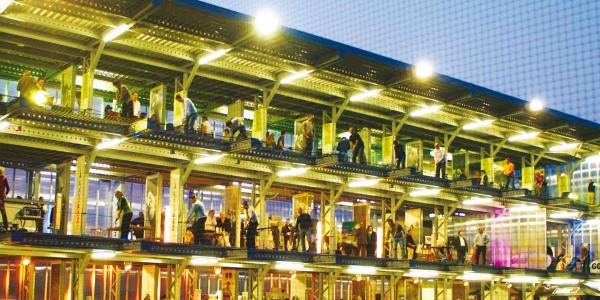 Die Golf Lounge Hamburg feier 10-jähriges Jubiläum mit großer Party (Foto: Golf Lounge Hamburg)